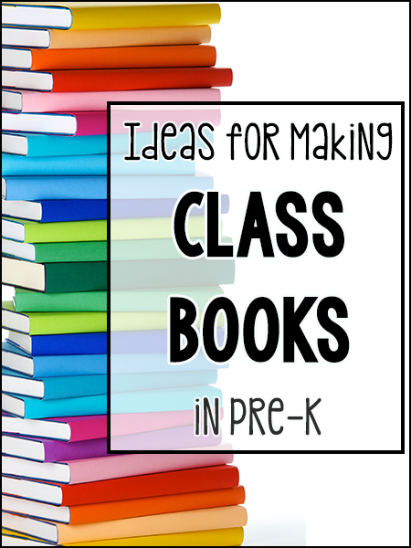 Ideas for Making Class Books