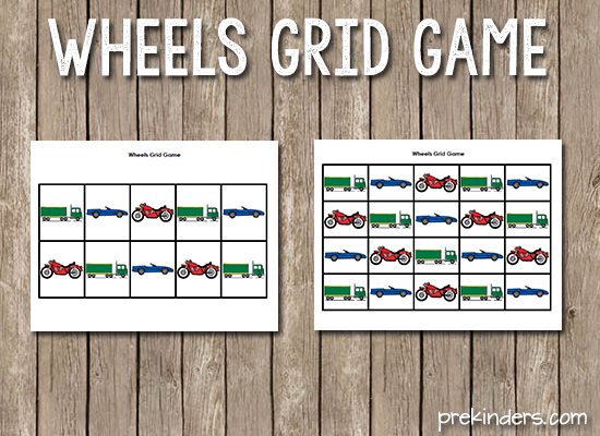 Transportation Grid Game