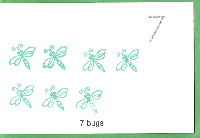 Bug Counting Book