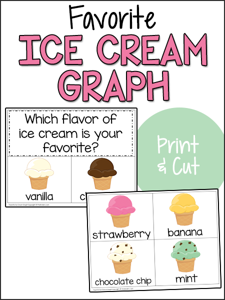 Favorite Ice Cream Graph