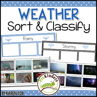Weather Sort and Classify