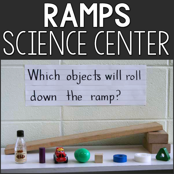 Ramps in the Science Center