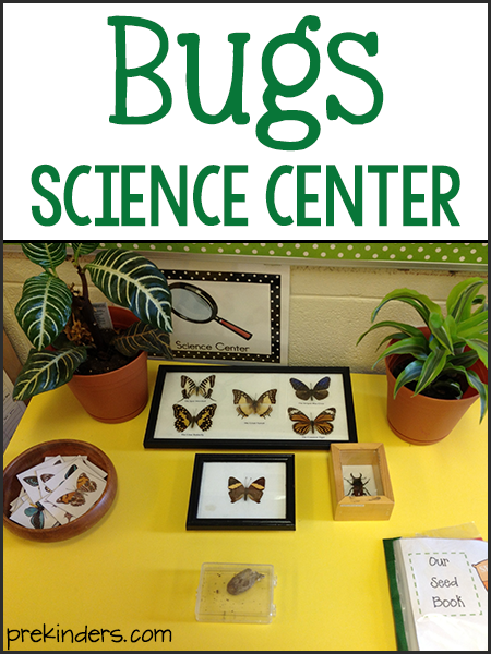 Bugs Science Center