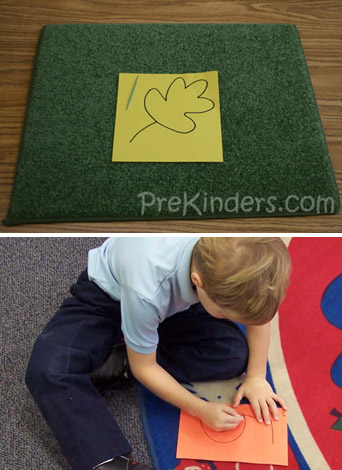 Fine motor skills activities prekinders for Four year old fine motor skills