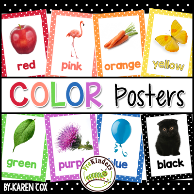 Color Posters Printables