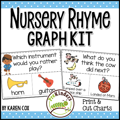 Nursery Rhyme Graphs (TPT)