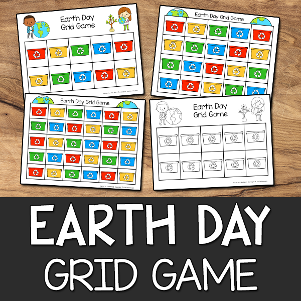 Earth Day Grid Games