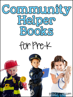 Community Helper Books
