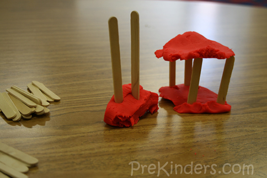 Construction Themed Crafts For Preschoolers