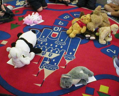 Teddy Bear Sorting