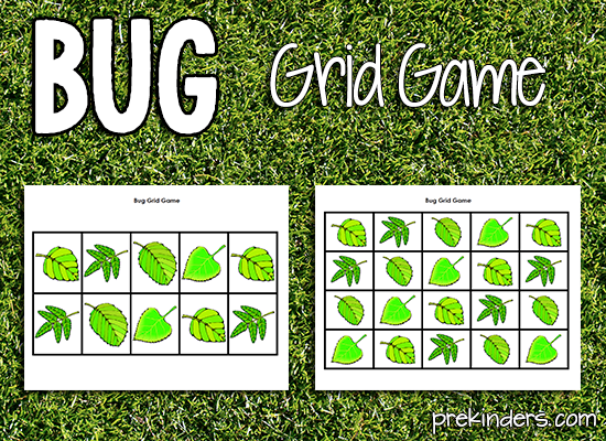Bug Grid Game