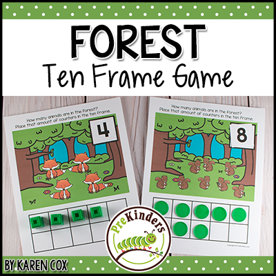 Forest 10 Frame Game