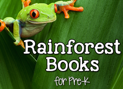 Rainforest Books for Children