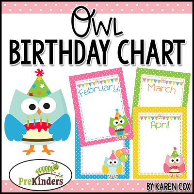 Birthday Owls