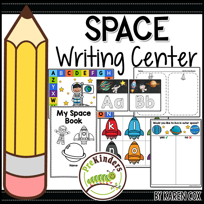 Space Writing Center activities