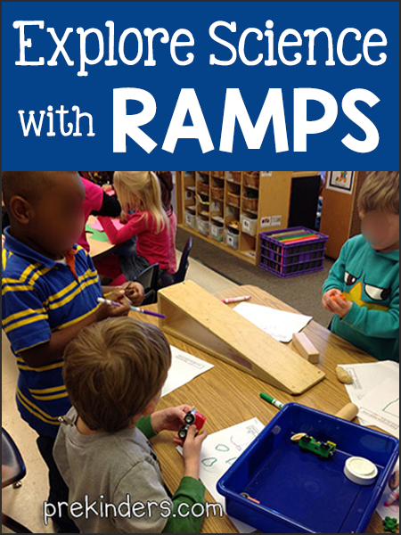Explore Science with Ramps