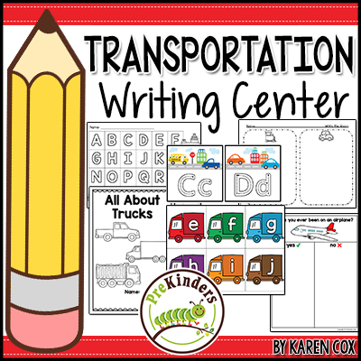 TPT Transportation Writing Center