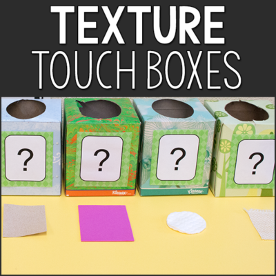 Texture Touch Box