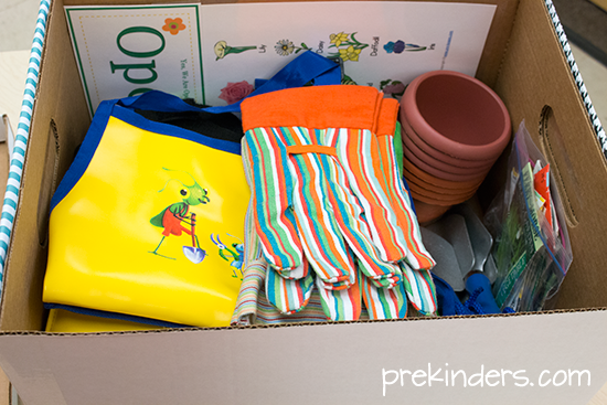 Dramatic Play Storage