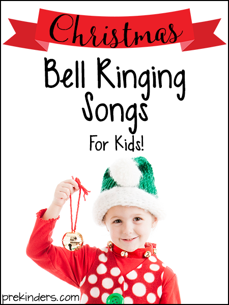 Christmas Bell Ringing Songs for Kids