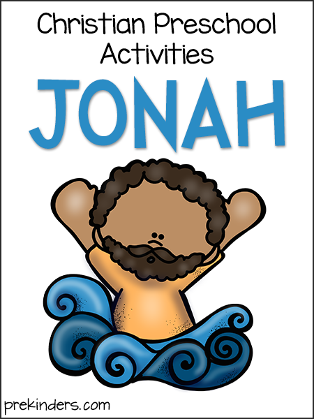 Jonah: Christian Preschool Activities