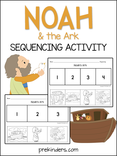 Noah S Ark Lesson For Kids