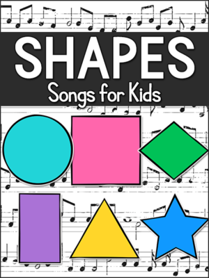 Shapes Songs for Kids