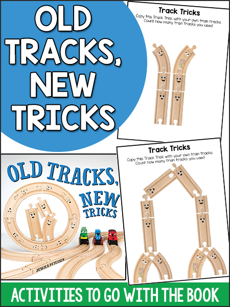 Old Tracks, New Tricks: Book Activities