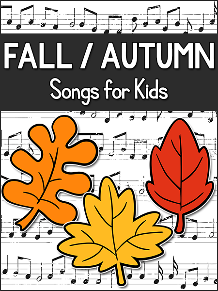 Fall Autumn Song for Kids