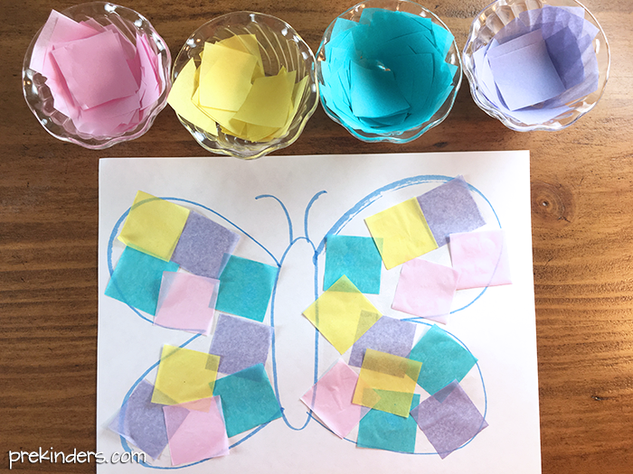 Spring Art Center Ideas In Pre K And Preschool Prekinders