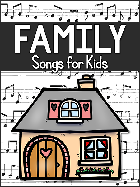 Kids' Songs about Family & Homes