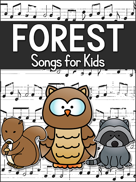 Forest Animal Songs for Kids