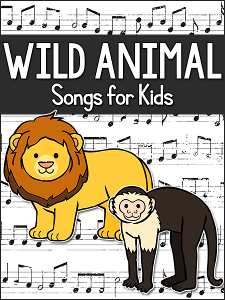 Wild Animal Songs