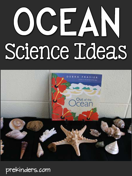 Ocean Science for Preschool, Pre-K