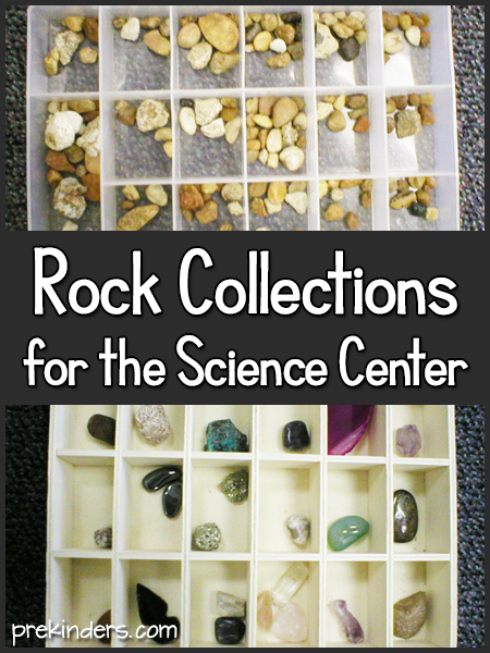 Rock Collections for the Science Center