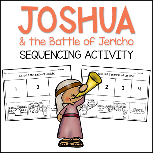 Joshua & Jericho Sequencing