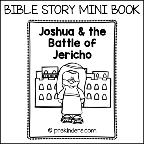 Joshua & Jericho mini book