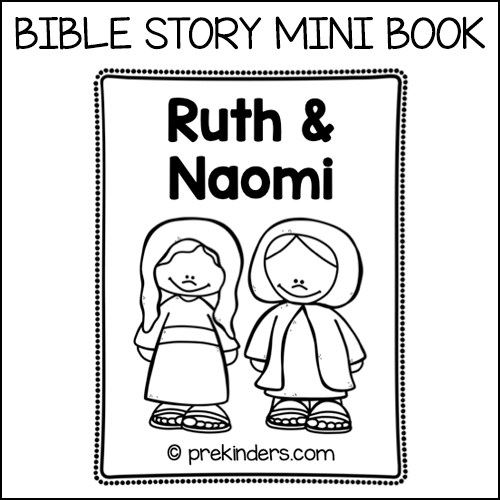 ruth mini book