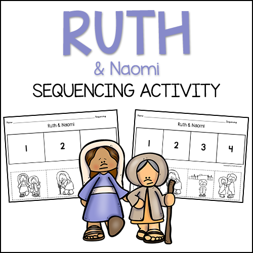 Ruth & Naomi sequencing