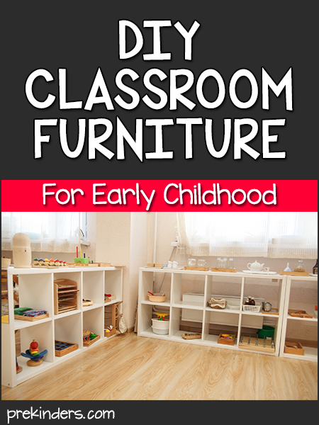 DIY Classroom Furniture